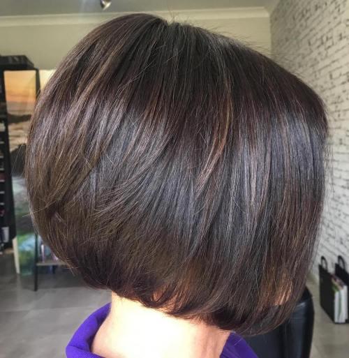 70 coiffures en couches courtes mignonnes et faciles a coiffer 5e41434966af4 - 70 coiffures en dégradé courtes mignonnes et faciles à coiffer