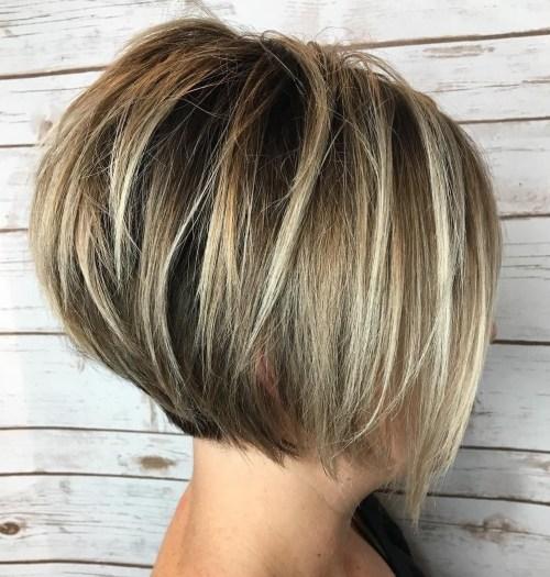 70 coiffures en couches courtes mignonnes et faciles a coiffer 5e414349ba9fd - 70 coiffures en dégradé courtes mignonnes et faciles à coiffer