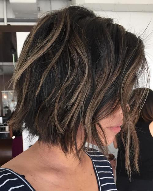 70 coiffures en couches courtes mignonnes et faciles a coiffer 5e41434a384fc - 70 coiffures en dégradé courtes mignonnes et faciles à coiffer