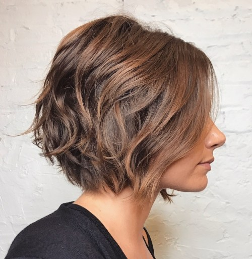 70 coiffures en couches courtes mignonnes et faciles a coiffer 5e41434c0e4ed - 70 coiffures en dégradé courtes mignonnes et faciles à coiffer