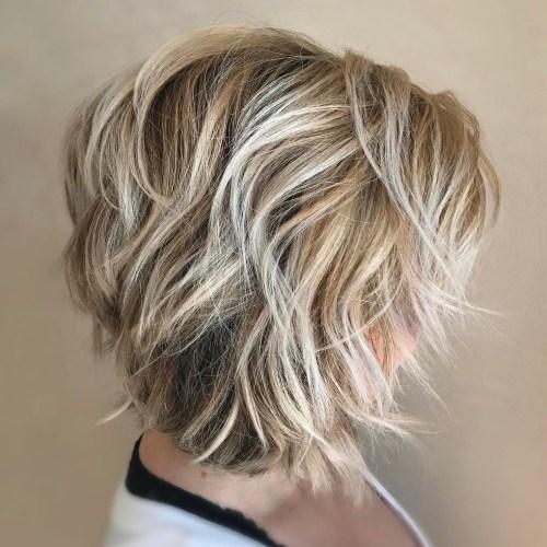 70 coiffures en couches courtes mignonnes et faciles a coiffer 5e41434c307df - 70 coiffures en dégradé courtes mignonnes et faciles à coiffer