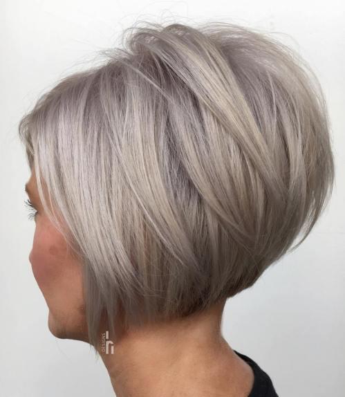 70 coiffures en couches courtes mignonnes et faciles a coiffer 5e41434c8750d - 70 coiffures en dégradé courtes mignonnes et faciles à coiffer