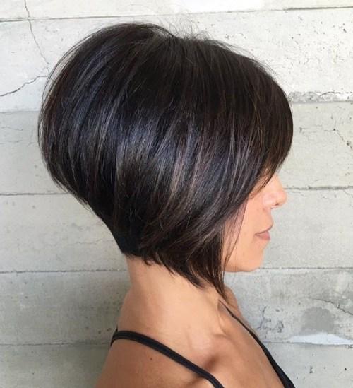 70 coiffures en couches courtes mignonnes et faciles a coiffer 5e41434ce1e25 - 70 coiffures en dégradé courtes mignonnes et faciles à coiffer