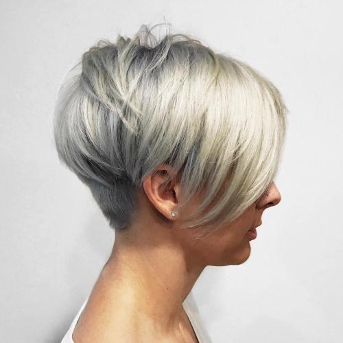 70 coiffures en couches courtes mignonnes et faciles a coiffer 5e41434eba1f3 - 70 coiffures en dégradé courtes mignonnes et faciles à coiffer