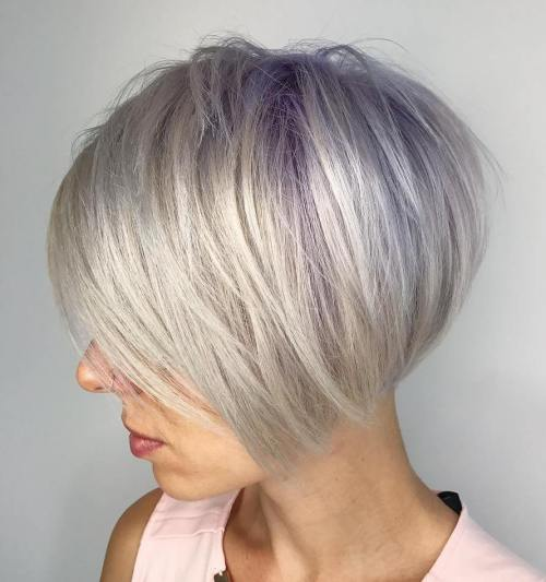 70 coiffures en couches courtes mignonnes et faciles a coiffer 5e41434ed7b3a - 70 coiffures en dégradé courtes mignonnes et faciles à coiffer