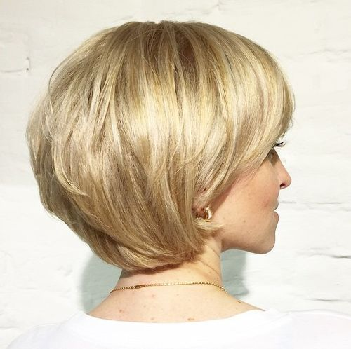 70 coiffures en couches courtes mignonnes et faciles a coiffer 5e4143500033a - 70 coiffures en dégradé courtes mignonnes et faciles à coiffer