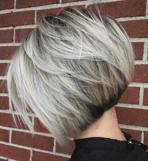 70 coiffures en couches courtes mignonnes et faciles a coiffer 5e4143503a2dc - 70 coiffures en dégradé courtes mignonnes et faciles à coiffer
