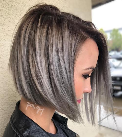 70 coiffures en couches courtes mignonnes et faciles a coiffer 5e4143505d129 - 70 coiffures en dégradé courtes mignonnes et faciles à coiffer