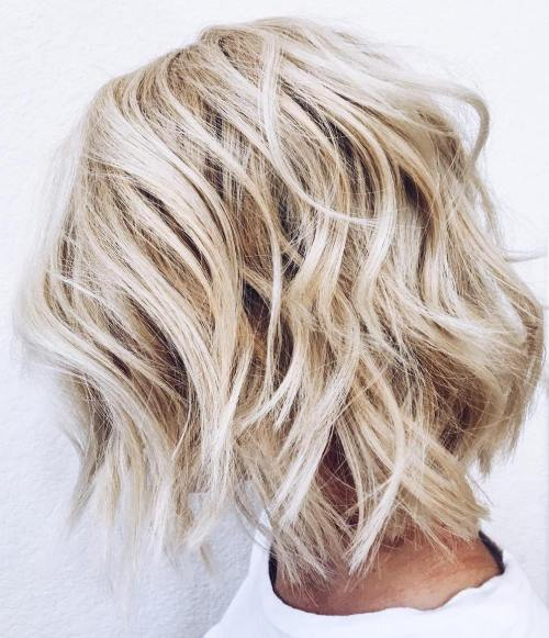 70 coiffures parfaites de longueur moyenne pour les cheveux fins 5e414b510f126 - 70 coiffures mi longues parfaites pour les cheveux fins
