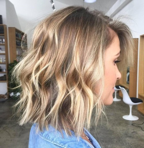 70 coiffures parfaites de longueur moyenne pour les cheveux fins 5e414b514e25b - 70 coiffures mi longues parfaites pour les cheveux fins