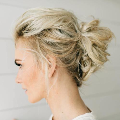 70 coiffures parfaites de longueur moyenne pour les cheveux fins 5e414b51aa1a8 - 70 coiffures mi longues parfaites pour les cheveux fins