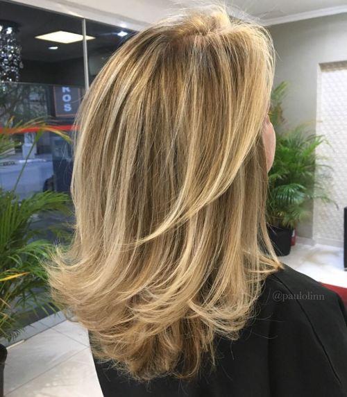 70 coiffures parfaites de longueur moyenne pour les cheveux fins 5e414b51e25df - 70 coiffures mi longues parfaites pour les cheveux fins