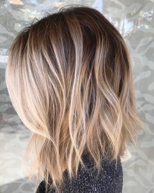 70 coiffures parfaites de longueur moyenne pour les cheveux fins 5e414b5378a50 - 70 coiffures mi longues parfaites pour les cheveux fins