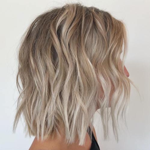 70 coiffures parfaites de longueur moyenne pour les cheveux fins 5e414b542ffdc - 70 coiffures mi longues parfaites pour les cheveux fins