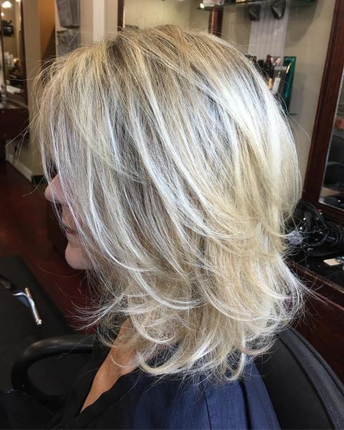 70 coiffures parfaites de longueur moyenne pour les cheveux fins 5e414b544c000 - 70 coiffures mi longues parfaites pour les cheveux fins
