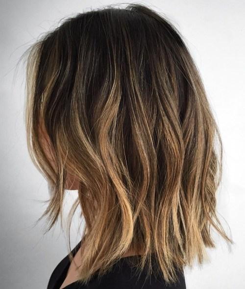 70 coiffures parfaites de longueur moyenne pour les cheveux fins 5e414b54a1c0b - 70 coiffures mi longues parfaites pour les cheveux fins