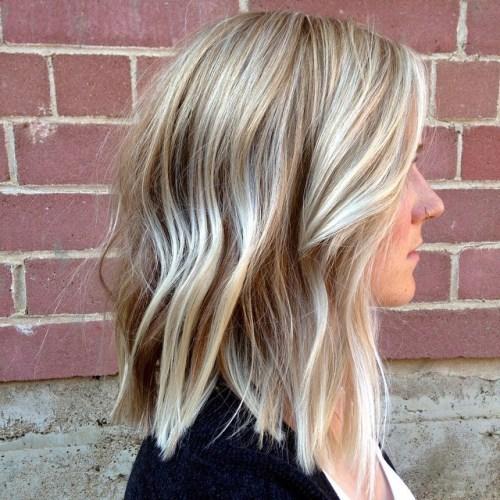 70 coiffures parfaites de longueur moyenne pour les cheveux fins 5e414b5559f9c - 70 coiffures mi longues parfaites pour les cheveux fins