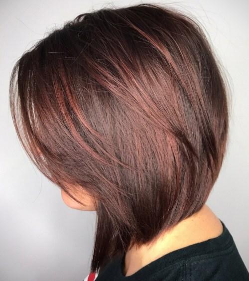 70 coiffures parfaites de longueur moyenne pour les cheveux fins 5e414b5590d49 - 70 coiffures mi longues parfaites pour les cheveux fins