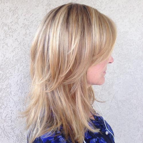 70 coiffures parfaites de longueur moyenne pour les cheveux fins 5e414b5666990 - 70 coiffures mi longues parfaites pour les cheveux fins