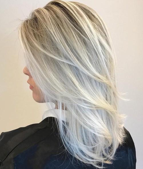 70 coiffures parfaites de longueur moyenne pour les cheveux fins 5e414b568269f - ThePandaFamily, pour des enfants heureux et épanouis