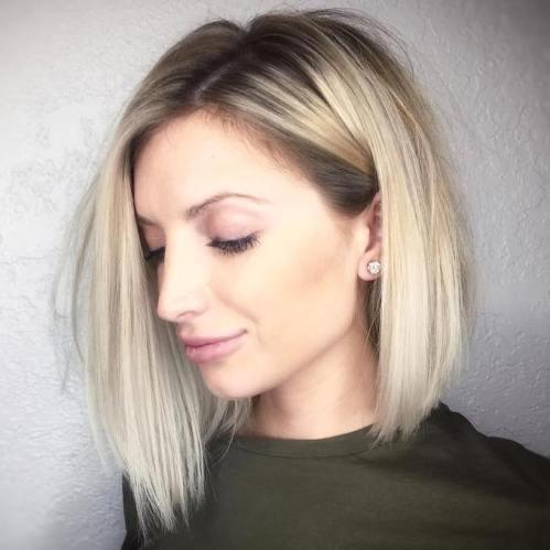 70 coiffures parfaites de longueur moyenne pour les cheveux fins 5e414b56bc253 - J'ai enfin trouvé LA crème anti-imperfections pour les ados !