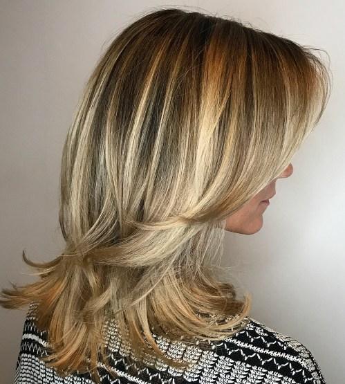 70 coiffures parfaites de longueur moyenne pour les cheveux fins 5e414b57046af - 70 coiffures mi longues parfaites pour les cheveux fins