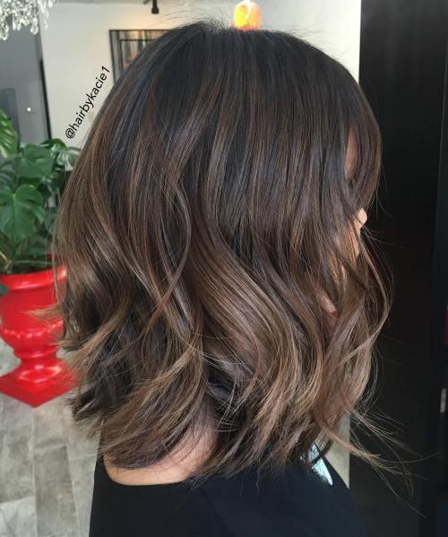 70 coupes de cheveux en couches moyennes les plus brillantes pour vous eclairer 5e414b076b85c - 70 coupes mi longs de cheveux en couches les plus brillantes pour vous éclairer