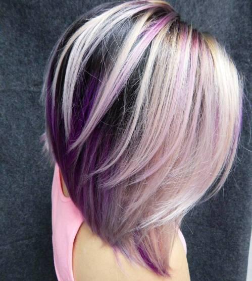 70 coupes de cheveux en couches moyennes les plus brillantes pour vous eclairer 5e414b0a2d223 - 70 coupes mi longs de cheveux en couches les plus brillantes pour vous éclairer