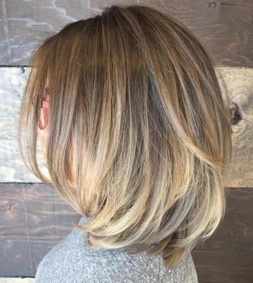 70 coupes de cheveux en couches moyennes les plus brillantes pour vous eclairer 5e414b0a66019 - Affiner sa silhouette en un mois avec « Ventoose » et le guide « Mincir Zen »