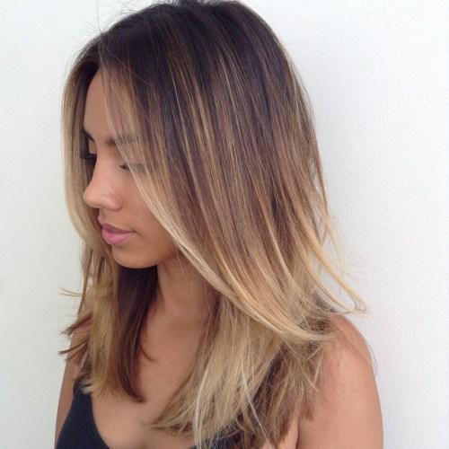 70 coupes de cheveux en couches moyennes les plus brillantes pour vous eclairer 5e414b0a9db07 - 70 coupes mi longs de cheveux en couches les plus brillantes pour vous éclairer