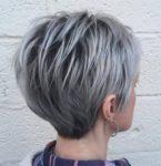 70 coupes et coiffures shaggy courtes, épineuses, edgy pixie