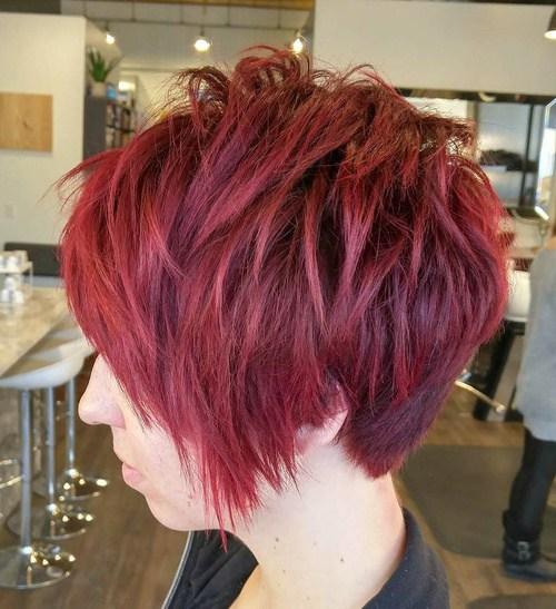 70 coupes et coiffures shaggy courtes epineuses edgy pixie 5e41432f485d0 - Grace by Grace Coddington: un parfum, des roses et des chats !