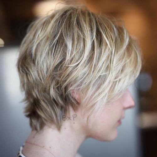 70 coupes et coiffures shaggy courtes epineuses edgy pixie 5e414330d7edc - Jérémie Baldocchi nous ouvre les portes de son atelier ...