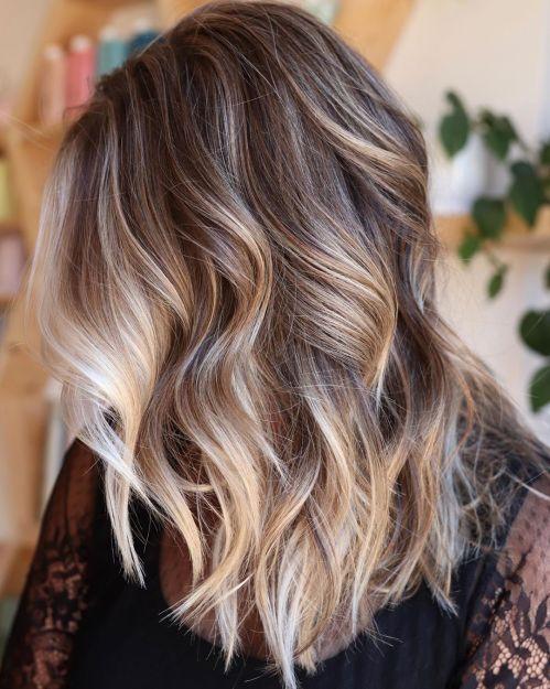 70 idees de couleurs de cheveux balayage flatteuses pour 2020 5e4280f019f80 - Pas courge ! On utilise tout, même les graines pour l'apéro !