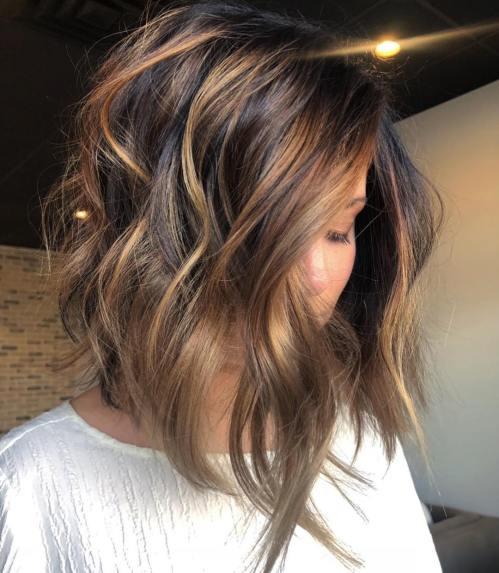 70 idees de couleurs de cheveux balayage flatteuses pour 2020 5e4280f036504 - Pas courge ! On utilise tout, même les graines pour l'apéro !