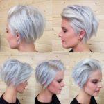 70 idées écrasantes pour des coupes de cheveux courtes et saccadées