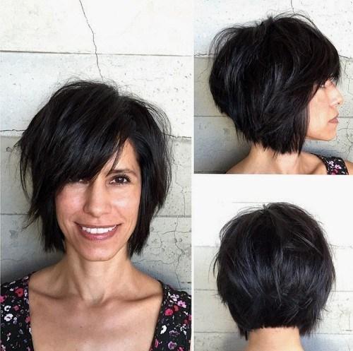 70 idees ecrasantes pour des coupes de cheveux courtes et saccadees 5e4142f1e47d1 - 70 idées écrasantes pour des coupes de cheveux courtes et saccadées