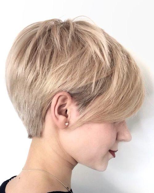 70 idees ecrasantes pour des coupes de cheveux courtes et saccadees 5e4142f380d5c - 70 idées écrasantes pour des coupes de cheveux courtes et saccadées