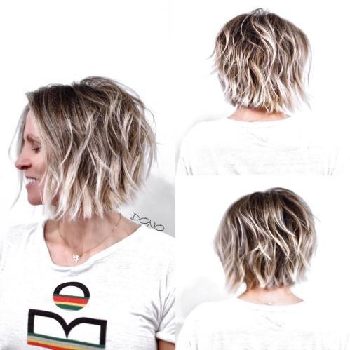 70 idees ecrasantes pour des coupes de cheveux courtes et saccadees 5e4142f41b405 - 70 idées écrasantes pour des coupes de cheveux courtes et saccadées