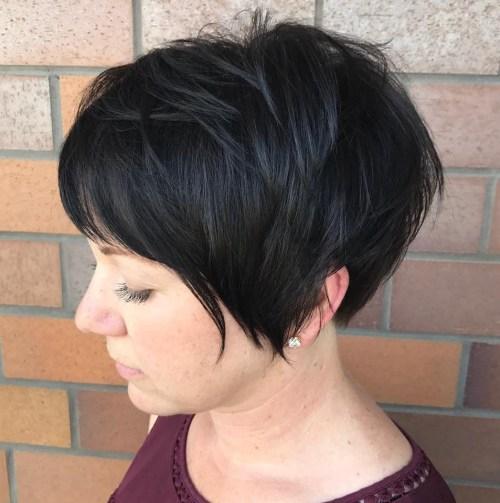 70 idees ecrasantes pour des coupes de cheveux courtes et saccadees 5e4142f50dfe0 - 70 idées écrasantes pour des coupes de cheveux courtes et saccadées