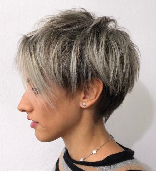 70 idees ecrasantes pour des coupes de cheveux courtes et saccadees 5e4142f529640 - 70 idées écrasantes pour des coupes de cheveux courtes et saccadées