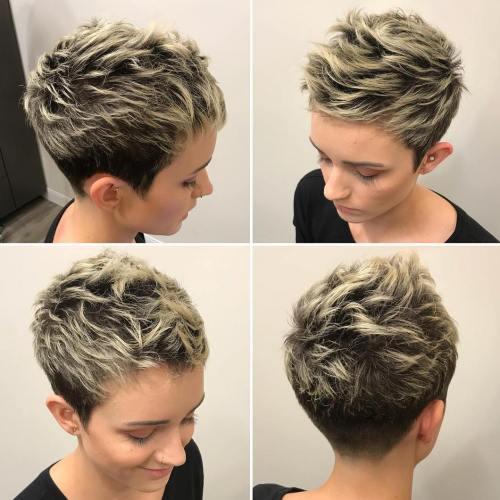 70 idees ecrasantes pour des coupes de cheveux courtes et saccadees 5e4142f5cefd7 - 70 idées écrasantes pour des coupes de cheveux courtes et saccadées