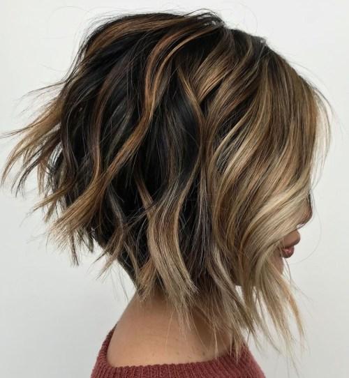 70 idees ecrasantes pour des coupes de cheveux courtes et saccadees 5e4142f5e9a45 - 70 idées écrasantes pour des coupes de cheveux courtes et saccadées