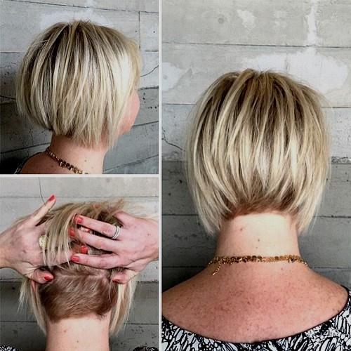 70 idees ecrasantes pour des coupes de cheveux courtes et saccadees 5e4142f615659 - 70 idées écrasantes pour des coupes de cheveux courtes et saccadées