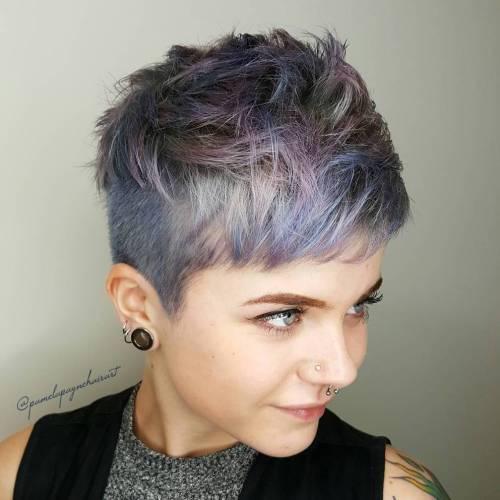 70 idees ecrasantes pour des coupes de cheveux courtes et saccadees 5e4142f634ad4 - 70 idées écrasantes pour des coupes de cheveux courtes et saccadées