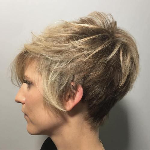 70 idees ecrasantes pour des coupes de cheveux courtes et saccadees 5e4142f6de7f2 - 70 idées écrasantes pour des coupes de cheveux courtes et saccadées