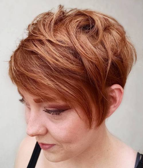 70 idees ecrasantes pour des coupes de cheveux courtes et saccadees 5e4142f7c3269 - 70 idées écrasantes pour des coupes de cheveux courtes et saccadées