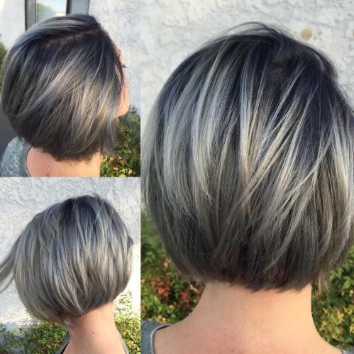 70 idees ecrasantes pour des coupes de cheveux courtes et saccadees 5e4142f83b534 - 70 idées écrasantes pour des coupes de cheveux courtes et saccadées