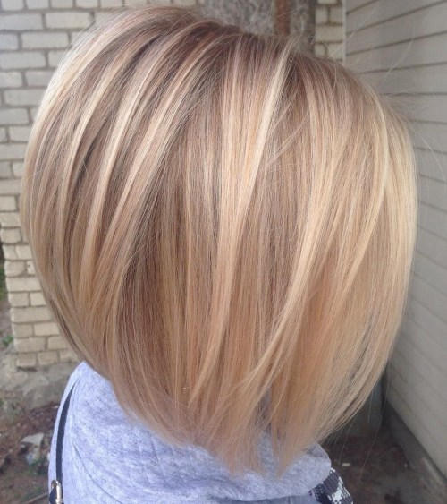 70 looks gagnants avec des coupes de cheveux bob pour les cheveux fins 5e414b308be43 - 70 looks gagnants avec des coupes de cheveux Bob pour les cheveux fins