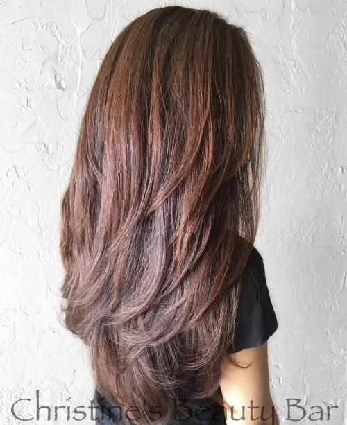 80 coiffures et coupes en couches mignonnes pour les cheveux longs 5e4157d12a6e6 - 80 coiffures et coupes en couches mignonnes pour les cheveux longs